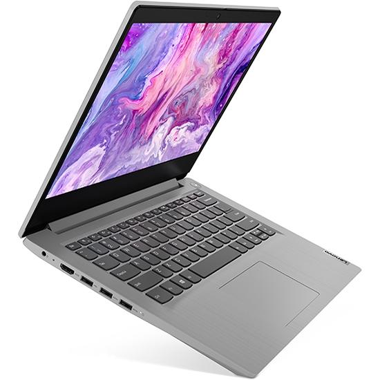 """NOVO Prenosnik Lenovo IdeaPad 3 14IIL05 i5 / 8GB / 512GB SSD / 14"""" FHD / Windows 10 (platinasto siv)"""