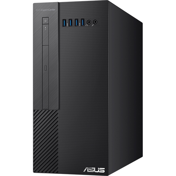 NOVO Računalnik ASUS ExpertCenter X5 X500MA-R4600G0190 R5 / 8GB / 512GB SSD / Windows 10 Pro (črn)