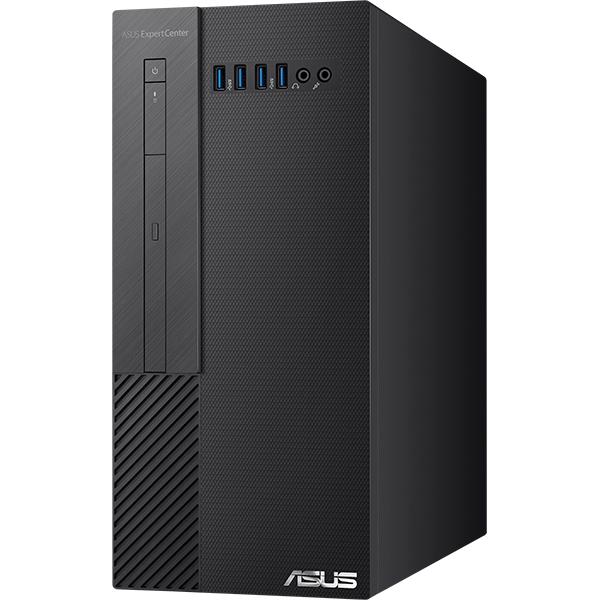 NOVO Računalnik ASUS ExpertCenter X5 X500MA-R4600G0190 R5 / 16GB / 512GB SSD / Windows 10 (črn)
