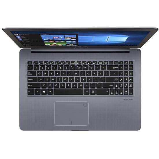 """Tovarniško obnovljen!  Prenosnik ASUS VivoBook PRO N580GD-E4586R i7 / 16GB / 512GB SSD / 15,6"""" FHD / NVIDIA GeForce GTX 1050 / Windows 10 Pro (siv)"""