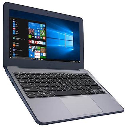 "NOVO Prenosnik ASUS W202NA-GJ0077R Celeron / 4GB / 128GB SSD / 11,6"" HD / Windows 10 Pro (temno moder)"