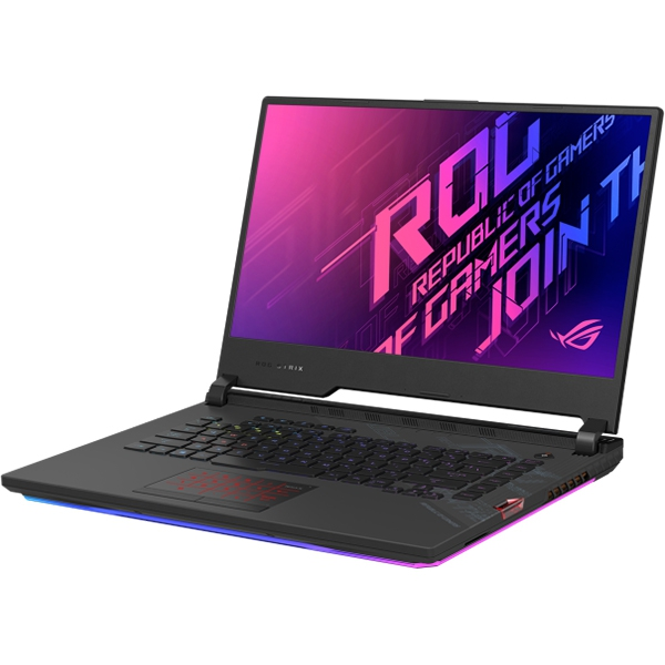 """Tovarniško obnovljen!  Prenosnik Asus ROG Strix SCAR 15 G532LW-AZ049T i7 / 32GB / 1TB SSD / 15,6"""" FHD 240Hz / NVIDIA GeForce RTX 2070 / Windows 10 (črn)"""