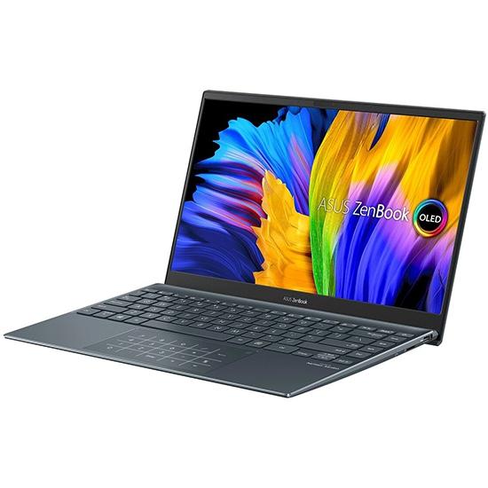 """NOVO Prenosnik Asus ZenBook 13 UX325EA-OLED-WB503T i5 / 8GB / 512GB SSD / 13,3"""" OLED FHD / Windows 10 (siv)"""