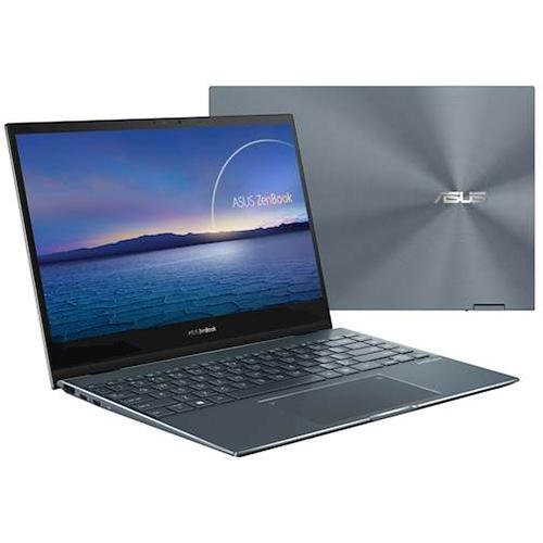 """Tovarniško obnovljen!  Prenosnik Asus ZenBook Flip 13 UX363JA-WB501T i5 / 8GB / 512GB SSD / 13,3"""" zaslon na dotik FHD IPS / Windows 10 (siv)"""