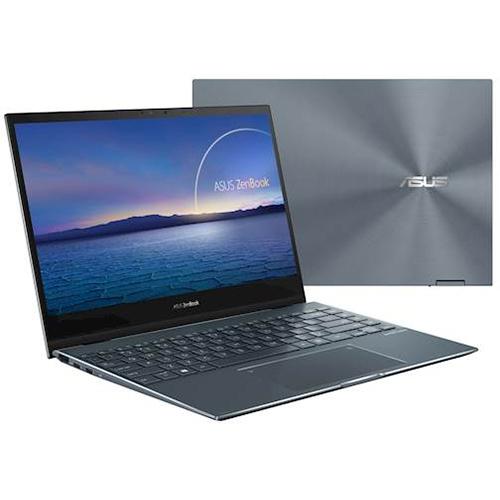 """Tovarniško obnovljen!  Prenosnik Asus ZenBook Flip 13 UX363EA-WB501T i5 / 8GB / 512GB SSD / 13,3"""" zaslon na dotik FHD IPS / Windows 10 (siv)"""