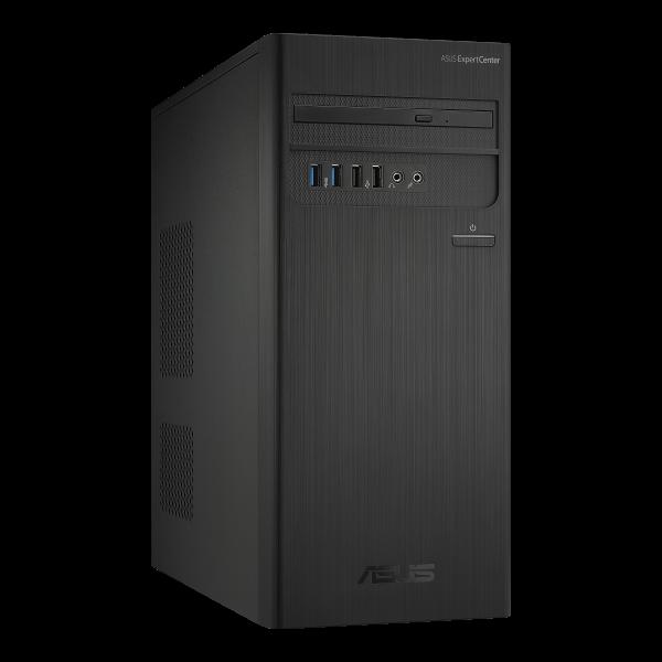 NOVO Računalnik ASUS ExpertCenter D300TA i3 / 8GB / 256GB SSD + 1TB HDD / Windows 10 Pro (črn)