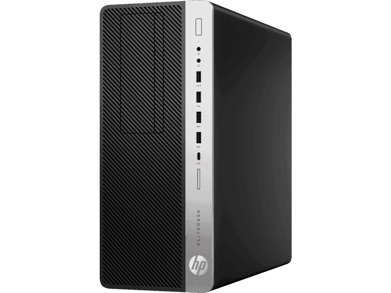 NOVO Računalnik HP EliteDesk 800 G4 Tower i5 / 8GB / 1TB HDD + 256GB SSD / Windows 10 Pro