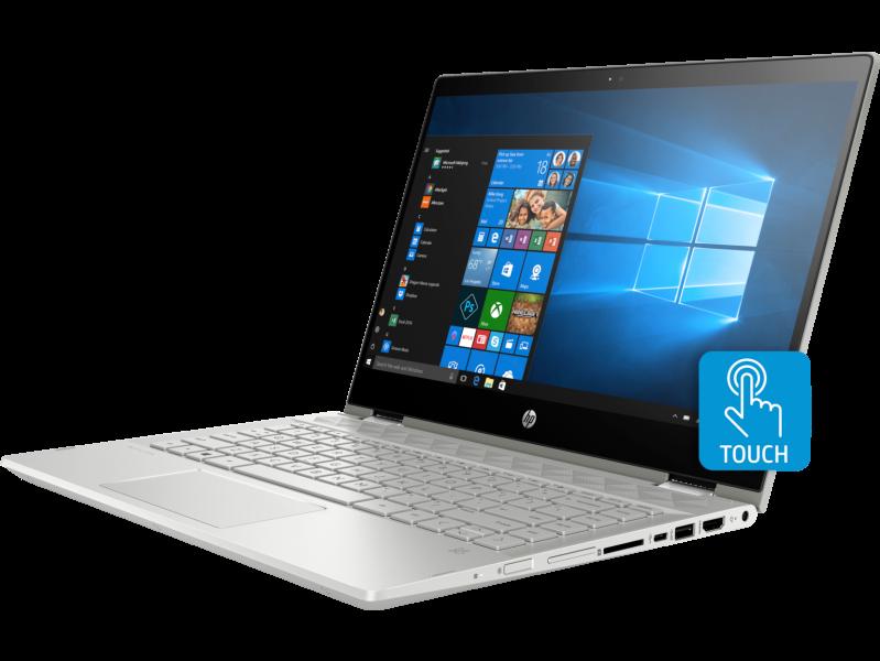 "NOVO Prenosnik HP Pavilion 14-BA125CL x360 i5 / 8GB / 512GB SSD / 14"" FHD Touch / Windows 10 Pro (srebrn)"