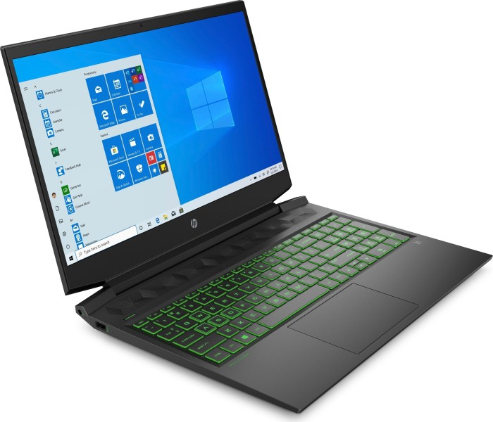 "NOVO Prenosnik HP Pavilion 16 i7 / 16GB / 512GB SSD / 16,1"" FHD / GeForce RTX 2060 / Windows 10 (črn)"