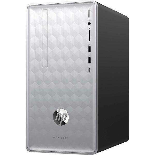 Tovarniško obnovljen!  Računalnik HP Pavilion 590-P0081C i5 / 12GB / 512GB SSD + 16GB Optane / Radeon RX 550 / Windows 10