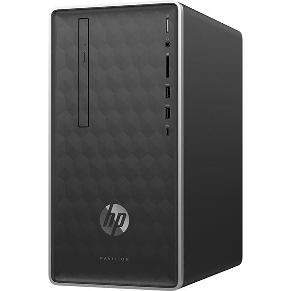 Tovarniško obnovljen!  Računalnik HP Pavilion 590-p0107c i3 / 8GB / 256GB SSD / Windows 10 Pro