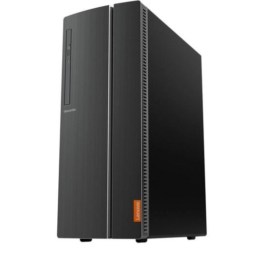 Tovarniško obnovljen!  Računalnik LENOVO Ideacentre 510A-15ICB i5 / 8GB / 256GB SSD + 1TB HDD / Windows 10