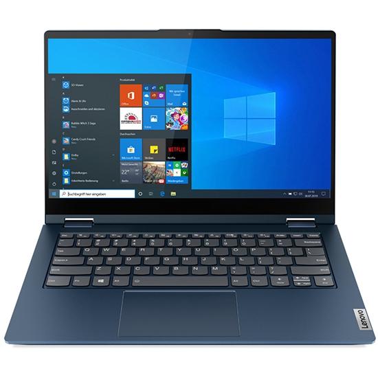 "NOVO Prenosnik Lenovo ThinkBook 14s Yoga i7 / 16GB / 512GB SSD / 14"" FHD IPS zaslon na dotik / Smart Pen / Windows 10 Pro (moder)"