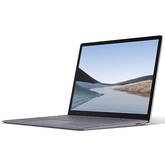 """NOVO Prenosnik Microsoft Surface Laptop 3 i5 / 8GB / 128GB SSD / 13,5"""" zaslon na dotik / Windows 10 (platinaste barve)"""