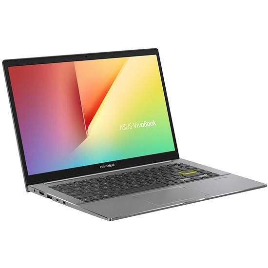 "NOVO Prenosnik ASUS Vivobook S14 S433EQ-WB513T i5 / 8GB / 512GB SSD / 14"" FHD IPS / Windows 10 (sivo-črn)"