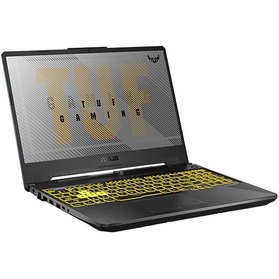 "NOVO Prenosnik Asus TUF Gaming F17 FX706LI-H7119 i7 / 8GB / 512GB SSD / 17,3"" FHD IPS / GeForce GTX 1650 Ti / Windows 10 (Fortress Gray)"