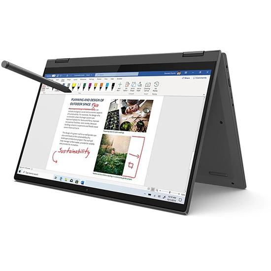 "NOVO Prenosnik LENOVO IdeaPad Flex 5 R3 / 4GB / 256GB SSD / 14"" FHD MT / Windows 10 Home S (grafitno siv)"
