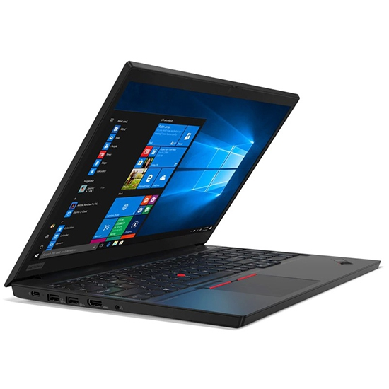 "NOVO Prenosnik LENOVO ThinkPad E15 i7 / 8GB / 512GB SSD + 1TB HDD / 15,6"" FHD / AMD Radeon RX 640 / Windows 10 Pro (črn)"