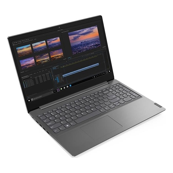 "NOVO Prenosnik LENOVO V15 i3 / 8GB / 256GB SSD / 15,6"" FHD / Windows 10 (kovinsko siv)"