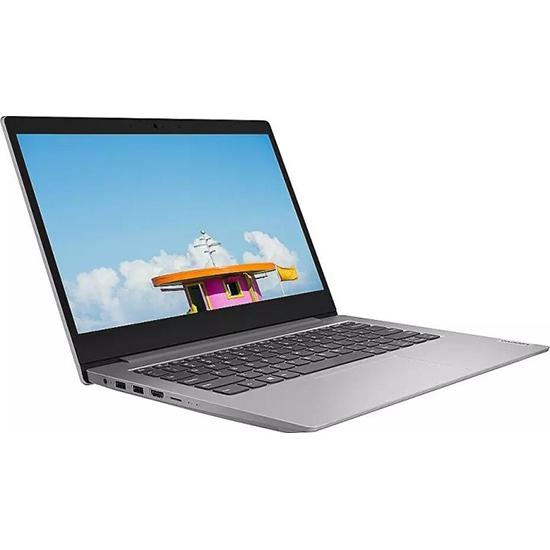 "NOVO Prenosnik Lenovo IdeaPad 1 14ADA05 AMD Athlon Silver / 4GB / 128GB SSD / 14"" FHD / Windows 10 Home S (platinasto siv)"