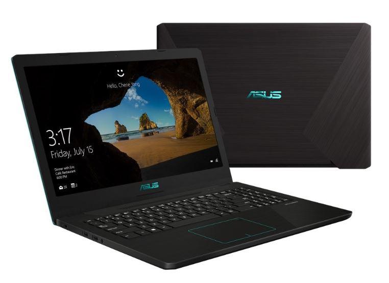 """Tovarniško obnovljen!  Prenosnik ASUS X570ZD-DM207T R5 / 8GB / 256GB SSD / 15,6"""" FHD / NVIDIA GeForce GTX 1050 / Windows 10 (črn)"""