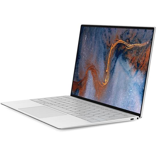 """Tovarniško obnovljen!  Prenosnik Dell XPS 9300 i7 / 16GB / 1TB SSD / 13,4"""" FHD+ občutljiv na dotik / Windows 10 (srebrn)"""