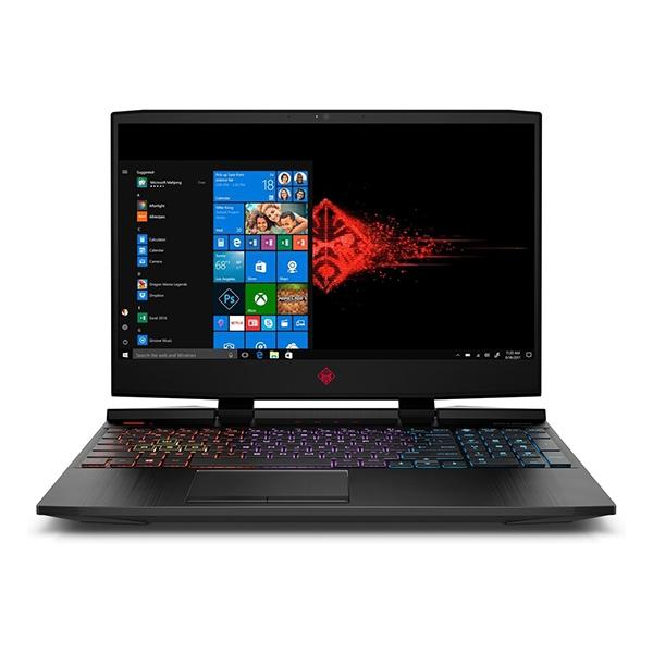 """NOVO Prenosnik HP OMEN DC1088 (Gaming bundle - priložena miška in slušalke) i7 / 16GB / 256GB SSD / NVIDIA GTX 1660Ti / Windows 10 Pro / 15,6"""" FHD"""
