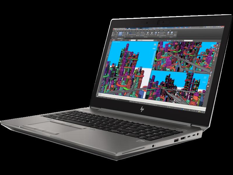 "NOVO Prenosnik HP ZBook 17 G5 Xeon / 16GB / 512GB / Windows 10 Pro / 17.3"" FHD"