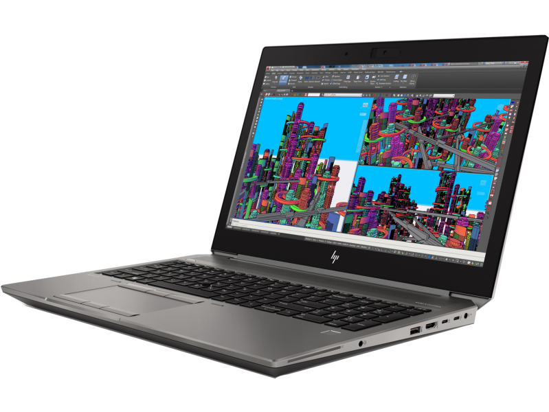 "Tovarniško obnovljen!  Prenosnik HP ZBook 15 G5 Xeon / 16GB / 512GB / Windows 10 Pro / 15.6"" FHD"