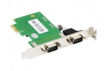 PCI kartica E-Green Express kontroler 2-port (RS-232,DB-9) podrobno