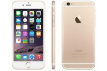 Pametni telefon APPLE iPhone 6 16GB zlat podrobno