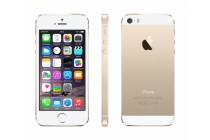 Pametni telefon APPLE iPhone 5S 16GB zlat/bel podrobno
