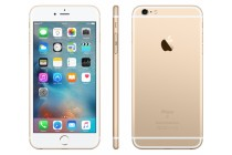 Pametni telefon APPLE iPhone 6S PLUS 16GB zlat podrobno
