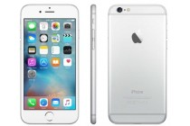 Pametni telefon APPLE iPhone 6 128GB srebrn podrobno