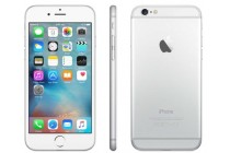 Pametni telefon APPLE iPhone 6 64GB srebrn podrobno