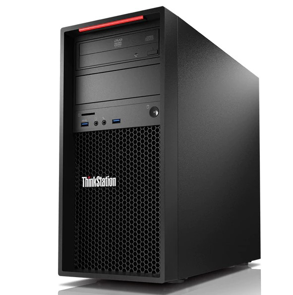 Tovarniško obnovljen!  Računalnik LENOVO ThinkStation P320 Tower Workstation i5 / 8GB / 1TB HDD / Windows 10 Pro