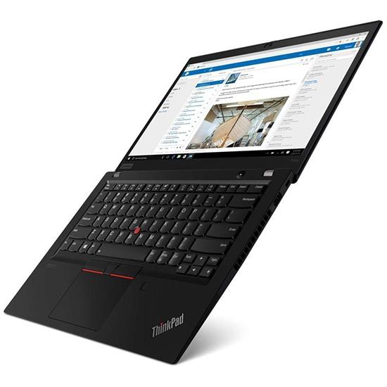 "NOVO Prenosnik Lenovo ThinkPad T14s R5 Pro / 8GB / 256GB SSD / 14"" FHD IPS / Windows 10 Pro (črn)"