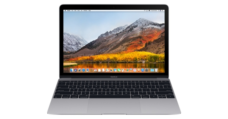 "NOVO Prenosnik APPLE MacBook 12"" Intel M3/8GB/256GB SSD/Intel HD Graphics/MacOS"